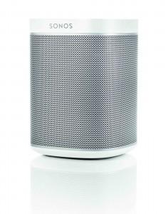 SONOS Play 1号称史上最低价的室内无线HiFi音箱