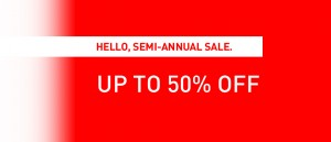 Puma官网Semi-annual Sale年中特价5折起包邮