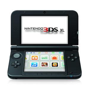 翻新NINTENDO 3DS XL游戏机