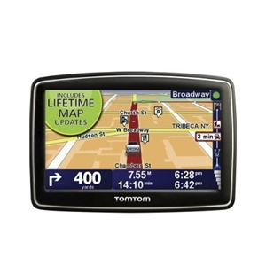 "TomTom XL 335M 4.3"" Portable GPS导航 - Lifetime Maps Edition"