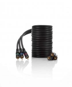 Nexxtech™ 1.8m (6 ft) component video cable视频线