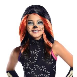 Rubies Monster High万圣节多彩假发、化妆品、服装等