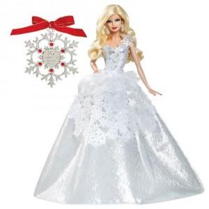 2013 HOLIDAY BARBIE™ Doll假日芭比娃娃