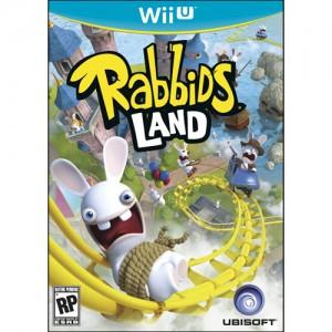 Wii U™ Rabbids Land疯狂兔子