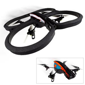 翻新PARROT AR.DRONE 2.0 WI-FI R/C QUADRICOPTER