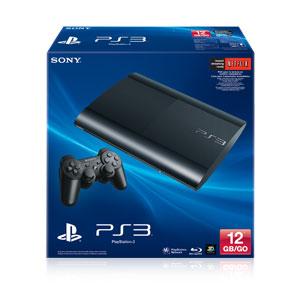 翻新PS3 12GB SYSTEM游戏机