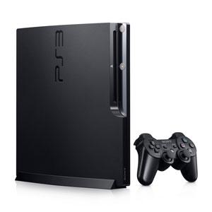 翻新PLAYSTATION®3 160GB CONSOLE游戏机
