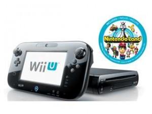 官方翻新Wii U Deluxe w/Nintendo Land Bundle游戏机