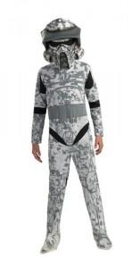 Star Wars Arf Trooper Costume(size 7-8)