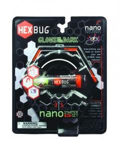 Nano Glow Starter Set有趣的机器宠物,可夜间发光