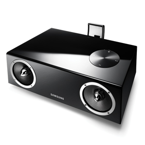 翻新SAMSUNG DA-E570 WIRELESS DUAL DOCK无线音箱系统