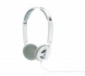 Sennheiser PX 100-II白色头戴贴耳式折叠迷你耳机