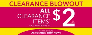 Claire's Clearance Blowout小饰件清仓最高2元