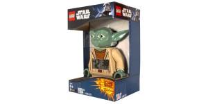 LEGO Clone Wars Clock Yoda