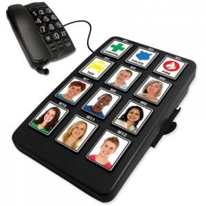 Big Button Photo Dialer照片拨号器