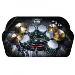 Paper Jamz® Hot Rod Drum Rock Star Experience纸架子鼓