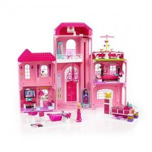 Mega Bloks - Barbie - Build 'n Style Luxury Mansion芭比的豪宅
