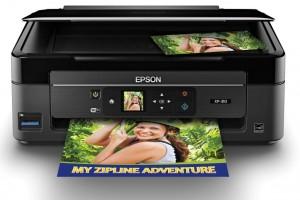 Epson XP-310多功能无线彩色照片打印扫描复印一体机