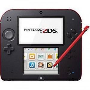 Nintendo 2DS Portable Gaming Console掌上游戏机