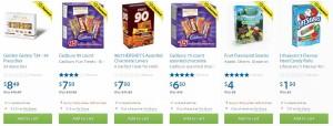 Walmart 6款糖果半价特卖