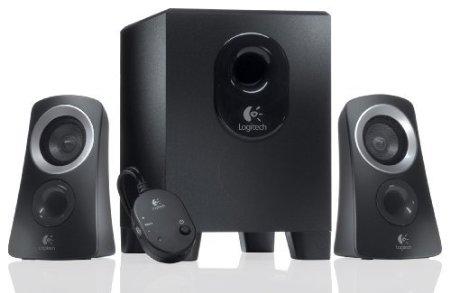 Logitech Z313 Speaker System电脑音箱 39.99加元,原价 59.99加元,包邮