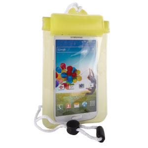 GNARLYFISH QUALITY WATERPROOF CASE - YELLOW相机手机防水袋