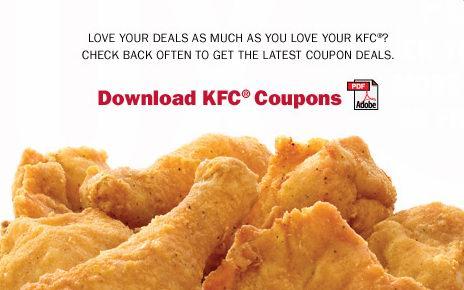 KFC 肯德基 2017年春季优惠券,2月26日前有效!
