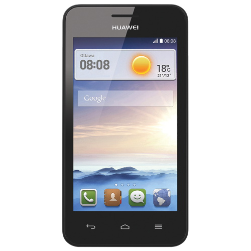 TELUS Huawei Ascend Y330 Smartphone 4寸智能手机