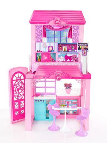BARBIE® Glam Vacation House芭比娃娃组合休闲屋