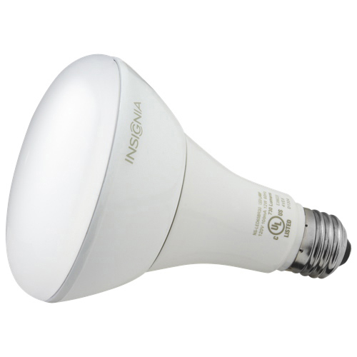 Insignia 12W Dimmable 730 Lumens Light Bulb (NS-LED65BR30)可调光LED灯