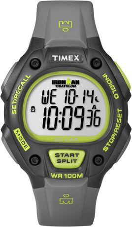 Timex IRONMAN TRIATHLON 30 LAP 天美时铁人三项女式运动表