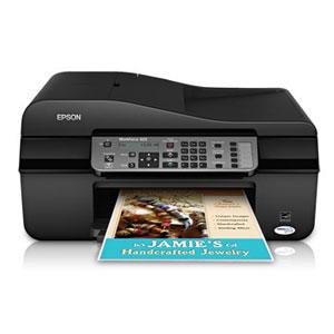 EPSON WORKFORCE 323 ALL-IN-ONE WIRELESS PRINTER无线喷墨打印一体机