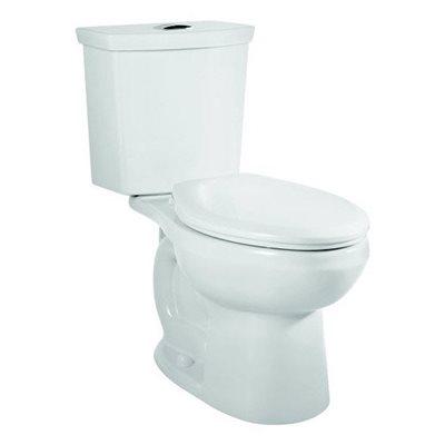American Standard Clean High Efficiency Watersense Dual-Flush Two-Piece Toilet双冲水节水马桶