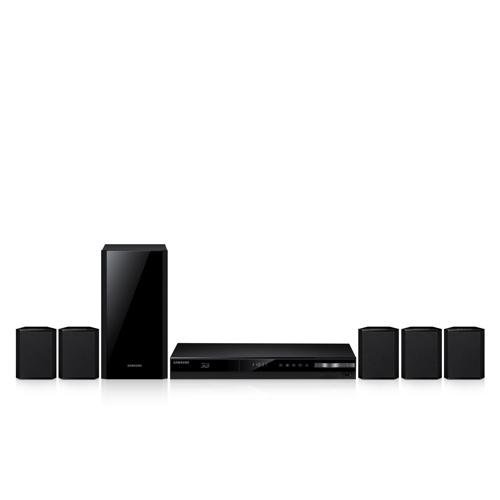Samsung 500-Watt 5.1 Channel Blu-ray Home Theatre System (HT-F4500) 家庭影院系统