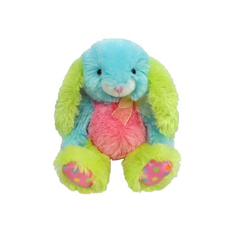 9in. Colorful Bunny