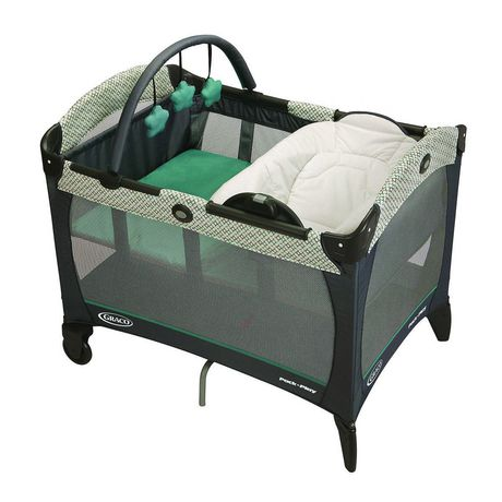 Graco Pack 'n Play Playard with Reversible Napper & Changer 多功能婴儿游戏床