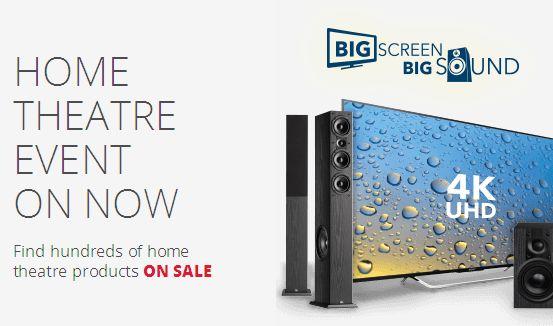 Best Buy数百款电视、家庭影院、音箱、电视柜、电视架等特卖