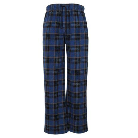George Men's Micro Polar Pant男式黑色睡裤1元清仓