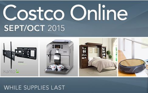 Costco本周(2015.9.28-2015.10.4)全国各地打折海报汇总