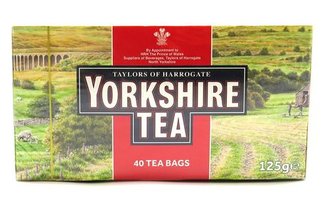 Taylors Yorkshire Red Tea 40 bags 红茶40袋装2.5元清仓