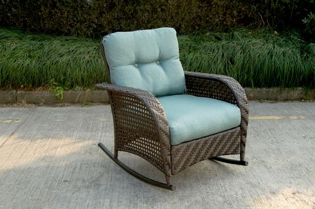 hometrends Tuscany Rocking Chair室外摇椅