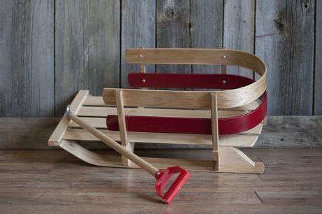 Baby Sled with handle1-5岁婴幼儿滑雪板