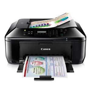 开箱品CANON PIXMA MX432 OFFICE ALL-IN-ONE INKJET PRINTER无线多功能喷墨打印机