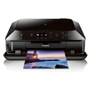 开箱品CANON PIXMA MG5420 WIRELESS INKJET PHOTO ALL-IN-ONE PRINTER无线多功能喷墨打印机
