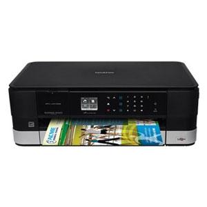 开箱品BROTHER MFC-J4310DW BUSINESSSMART INKJET ALL-IN-ONE PRINTER多功能商用无线喷墨打印机