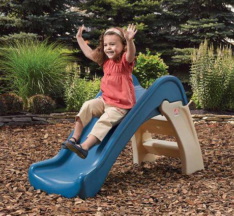 Step2 Play & Fold Jr. Slide 儿童滑梯24元清仓