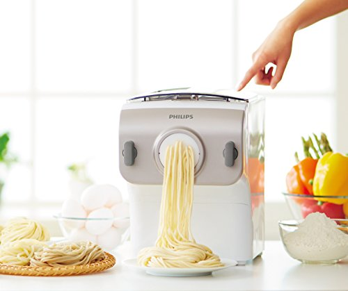 速抢!PHILIPS 飞利浦 Avance Pasta Maker 全自动电动面条机 195.49-204.99加元包邮!