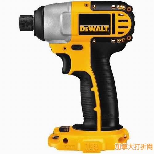 DeWALT指定款无线充电式电锯、圆锯、冲击钻及电池4折起特卖,仅限今日!
