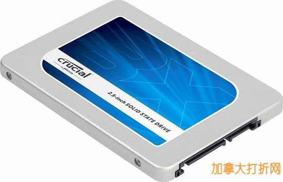 新款Crucial英睿达BX200 2.5英寸(240GB / 480GB)固态硬盘69.99元起包邮,仅限今日!