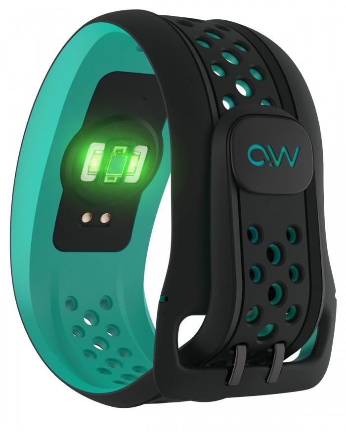 Mio FUSE 智能心率运动跟踪手环(另一款红黑相配)特价99.99元,原价178.8元,包邮